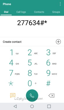 LG Stylo 3 Plus Hidden Menu Secret Code