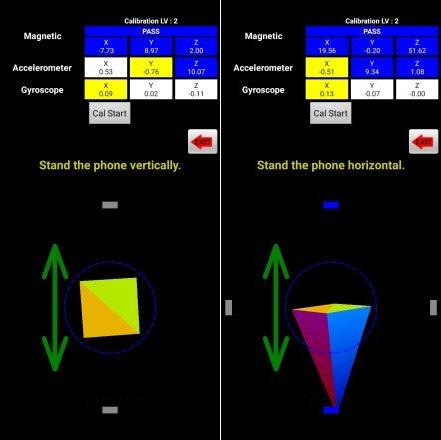 motion sensor test lmx210cm