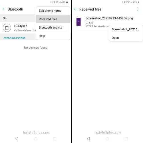 LG Stylo 5 Google FRP Bypass